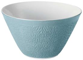 "-CONE SHAPED SALAD BOWL. 11"" WIDE"