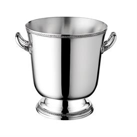 """-ICE BUCKET. SILVER PLATED. 7.9"""" TALL."""