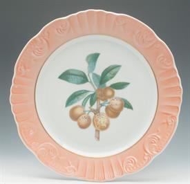 ,APRICOT DINNER PLATE