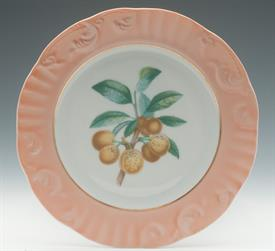 ,APRICOT SALAD PLATE