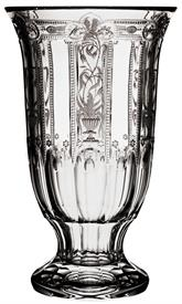 "-12"" FOOTED VASE"