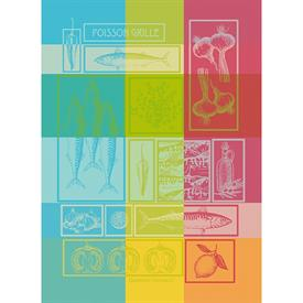 -,ARC DE TRIOMPHE MONUMENT KITCHEN TOWEL. 22X30""