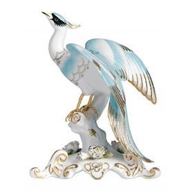 "-RIGHT CHELSEA BIRD FIGURINE. 6.25"" TALL"