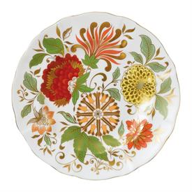 -'INDIAN SUMMER' ACCENT PLATE. 8""