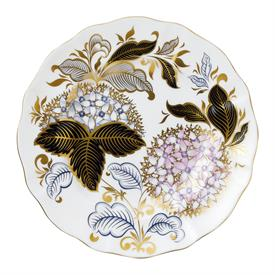 """-'MIDWINTER BLUE' ACCENT PLATE. 8"""""""