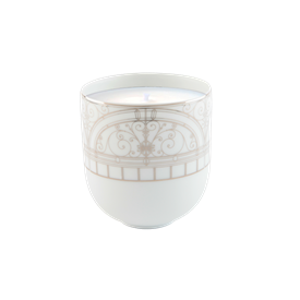 "-LARGE GINGERBREAD SCENTED CANDLE, 3.5"" TALL"