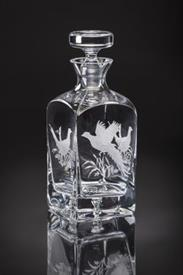 "_,PHEASANT DECANTER 10""Tall BY 4.75"""