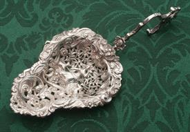 DUTCH MADE OLD WORLD BONBONNIERE SPOON SILVER 80% 1.60 TROY OUNCES