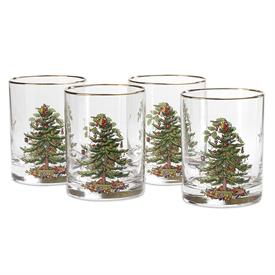 -DOUBLE OLD FASHIONED, SET OF 4. MSRP $80.00