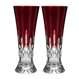 -SET OF 2 PILSNER GLASSES