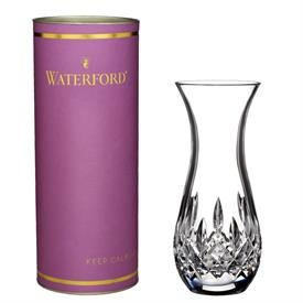 "-6"" LISMORE 'SUGAR' BUD VASE IN BERRY TUBE"