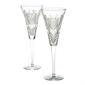 -,WEDDING HEIRLOOM TOASTING FLUTES