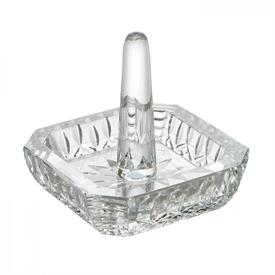 -LISMORE SQUARE RING HOLDER
