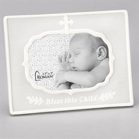 "-,3.5X5"" 'BLESS THIS CHILD' FRAME"