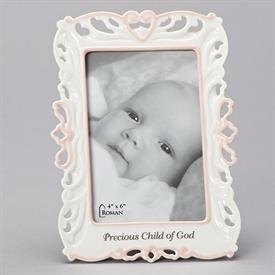 "-,4X6"" GIRL CHILD FRAME"