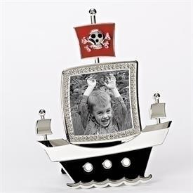 "-,3X3"" PIRATE SHIP FRAME"