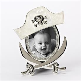 "-,3X3"" PIRATE FACE FRAME"
