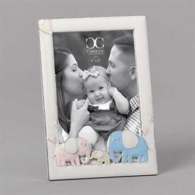 "-:4X6"" FAMILY OF ELEPHANTS FRAME"