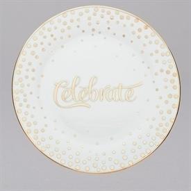"""-,9.75"""" CELEBRATION PLATE"""