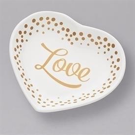 -,LOVE HEART DISH