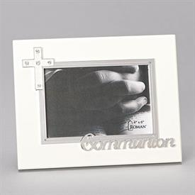 "-,4X6"" CAROLINE COMMUNION FRAME"