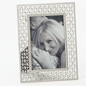 "-,4X6"" RHINESTONE LATTICE FRAME"