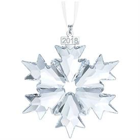 _+2018 ANNUAL SNOWFLAKE ORNAMENT