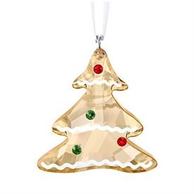 "-,GINGERBREAD TREE ORNAMENT. 1.75"" TALL, 1.5"" WIDE"