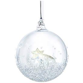 "-,2018 CHRISTMAS BALL ORNAMENT. ANNUAL EDITION. 3.2"" WIDE"