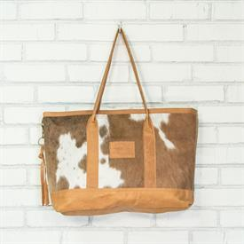 -,SERENGETI EAST-WEST BAG IN GOLDEN. ALL HIDE COLORS WILL VARY