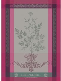 "-,LE PERSIL ROSE KITCHEN TOWEL. 22""X30"""