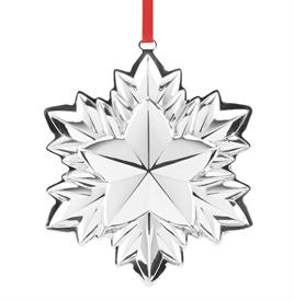 "_Holiday Star 2nd Edition Sterling Silver Ornament by Reed & Barton in USA Height 3"" SKU#877552 MSRP $150 made in year 2018"
