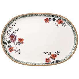 "-17"" OVAL FISH PLATE"