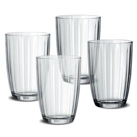 """-SET OF 4 SMALL TUMBLERS, 4"""""""