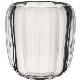 "-CLEAR SMALL VASE/HURRICANE LAMP, 6"""