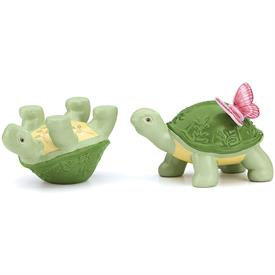 -,TURTLE SALT & PEPPER SHAKER SET. MSRP $29.00