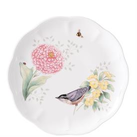 "-GOLDFINCH ACCENT PLATE. 9"" WIDE. MSRP $22.00"