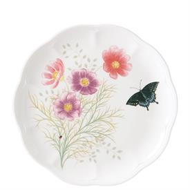 "-HUMMINGBIRD ACCENT PLATE. 9"" WIDE. MSRP $22.00"