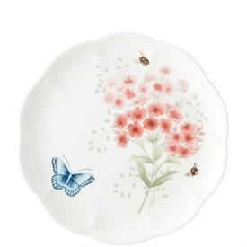 "-RED POLL FINCH ACCENT PLATE. 9"" WIDE. MSRP $22.00"