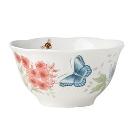 -RED POLL FINCH RICE BOWL. MSRP $22.00