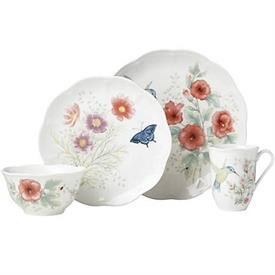 -HUMMINGBIRD 4-PIECE PLACE SETTING. MSRP $72.00