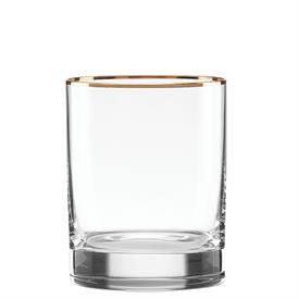 -DOUBLE OLD FASHIONED GLASS. MSRP $22.00