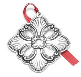 -,Cross Ornament Sterling Silver made by Gorham in USA 5th Edition year 2018 MSRP $225 UPC#730936070470