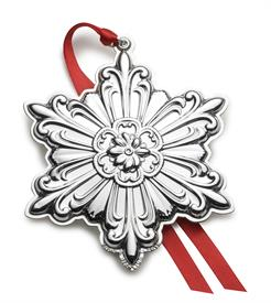 -,Old Master Snowflake 29th Edition Sterling Silver Ornament made by Towle in USA MSRP $225 UPC #044228043302
