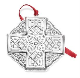 _19TH ED. Celtic Ornament Sterling Silver 19th Edition Year 2018 made by Towle in USA MSRP $240 UPC#0428043326