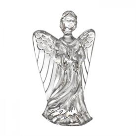 "_,GUARDIAN ANGEL FIGURINE. MSRP $155.00. 6"" TALL, 4.01"" WIDE, 4.21"" DEEP. SKU #114930"