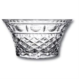 "_,LEONORA BOWL 10"" WATERFORD CRYSTAL"
