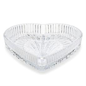 "_,8"" HEART TRAY. MSRP $125.00"