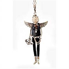 -,'FREEDOM' ANGEL PENDANT/KEYCHAIN