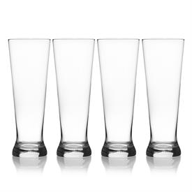 -PILSNER GLASS, SET OF 4